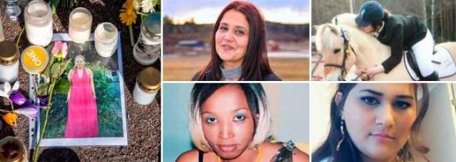 İsveç'te son zamanlarda kadınların öldürülme olayları endişe verici şekilde artıyor.  Yalnızca bu yıl en az on kadının öldürüldüğü kayıtlara geçerken, cinayete kurban giden kadınlardan birinin çocuklarının gözü önünde defalarca bıçaklanarak öldürülmesi olayı ve cinayete kurban giden başka bir kadının davaası görüldü.  2021 baharında kadın cinayetleri bir süre gündemin üst sıralarında yer aldı.  Ancak sıfır kadın cinayeti vizyon vaatlerine rağmen kadınlar öldürülmeye devam ediyor.  Bugün bir dava ile ilgili yargılama başladı ve kadınların ilişkide oldukları veya eşleri tarafından öldürüldüğüne dair iki karar verildi.  Bu yılın başında sadece birkaç hafta içinde beş kadın öldürüldüğünde, erkeklerin kadına yönelik şiddeti gündemin başındaydı.  Gazeteler köşe yazıları kadınlara yönelik cinayetleri yazdı, politikacılar kadına yönelik şiddet ve kadın cinayetlerine karşı mücadele sözü verdi. Yaşanan cinayetlerden sonra İsveç toplummu sosyal medyada tepkiler yağdırdı.  Yapılan bir araştırmaya göre bu yıl içinde yakınları tarafından öldürüldükleri tespit edilen kadınların bir listesi çıkarıldı. Çalışma bu yılın Ocak ve Ağustos ayları arasında on kadının, polisin onun, birlikte olduğu veya ilişkisi olduğu bir adam tarafından öldürüldüğünden şüphelendiği şekilde öldüğünü gösteriyor.  Soruşturmaların birçoğu halen devam etmektedir ve cezai sınıflandırmalar değişebilir, ancak bazı davalarda zanlı erkekler sorgulanmış veya kısa süre içinde dava açmaları beklenmektedir.