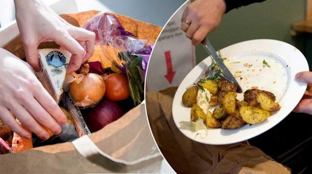 Sifo'nun yaptığı bir araştırmaya göre İsveç'te en az 200 ton yiyeceğin bozulma nedeniyle çöpe atıldığı ortaya çıktı.