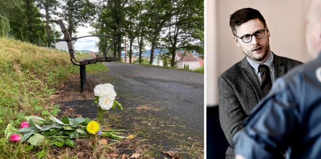 Jönköpings-Posten'in aktardığı habere göre, geçen yıl 14 yaşındayken, 17 yaşındaki bir çocuğu bıçaklayarak öldüren çocuğun cinayet davası sonuçlandı.  Şuanda 15 yaşında olan çocuk geçen yaz Huskvarna Şehir Parkı'nda 17 yaşındaki bir çocuğu bıçaklayarak öldürdü.  Çocuk suçun işlendiği sırada 14 yaşındaydı, bu da yaşı itibarıyla cezaya çarptırılmayacağı belirtilerek, bölge mahkemesi hapis cezası yerine, mağdurun akrabalarına tazminat ödemesi gerektiğine hükmetti.