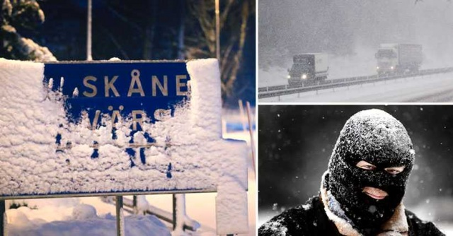 İsveç'te son yılların en sıcak yıl sonundan sonra, Ocak itibarıyla başlayan soğuk havalar ülke genelinde en yüksek seviyelere çıktı.  Son on yılın en dondurucu Şubat ayını yaşayan İsveç'te dereceler eksinin çok altında gösteriyor.  SMHI yeni uyarı yaptı: Fırtınalı hava bekliyor! Buz gibi günler devam edecek.  Kısacası, bu hafta sonu güneydoğu Skåne hem aşırı kar yağışları hem de dondurucu havanın etkisine girdi. SMHI bölge için 2. sınır uyarı verirken, kaotik bir havanın hakim olacağını bildirdi.
