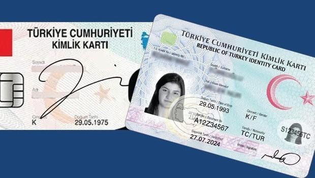 Çipli kimlik kartlarına geçiş işlemleri yürütülen 11 ilde yaklaşık 150 bin kişi yeni kimliklerini aldı. Yeni yılla birlikte tüm Türkiye'de kimlik kartlarının dağıtımına başlanacak. Peki Yeni kimlik kartları nasıl alınacak?