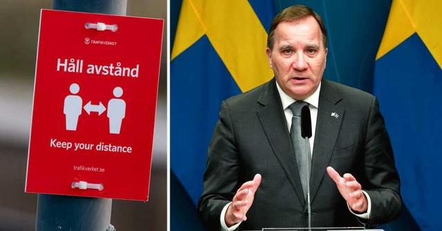 İsveç'te yürürlükte olan tavsiye ve kısıtlamalarla ilgili kararları başbakan Stefan Löven açıkladı.  Hükümet kanadından başbakan Löfven ve Sosyal işler bakanı Hallengren'in yanı sıra Halk Sağlığı Kurumu Johan Carlson'un katıldığı bir basın toplantısı gerçekleşti.  Basın toplantısında, mağazalar ve lokantalar da dahil olmak üzere çeşitli korona kısıtlamaları Mayıs ayına kadar uzatılacak denildi.