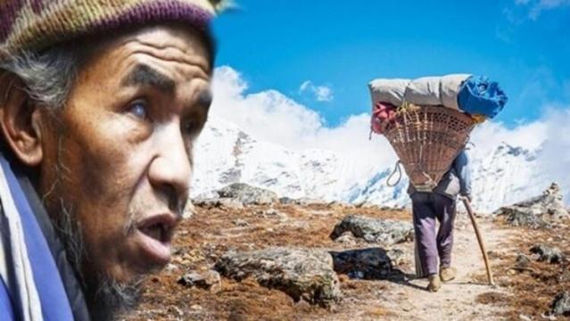 Şerpalar Nepal'in dağlık bölgesinde yaşayan, etnik bir grup. İsimlerini Tibet dilinde doğu anlamına gelen 'şer' ve halk-insan anlamına gelen 'pa' ekinden alıyorlar. Onların görevi ise Everest'e çıkmak için bölgeye gelen tüm dağcılara yardımcı olmak. İşte ilginç yaşamlarıyla Şerpalar...