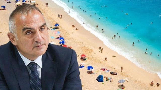 """Kültür ve Turizm Bakanı Mehmet Nuri Ersoy, yaptığı açıklamada """"Bir terslik olmazsa 28 Mayıs gibi iç turizm hareketiyle inşallah turizm başlar. Haziran ortalarından sonra da dış turizmin belli ülkelerde başlayacağını düşünüyoruz."""" ifadelerini kullandı.  Ersoy, Muğla'nın Bodrum ilçesinde canlı yayında, yeni tip koronavirüs (Kovid-19) salgınının turizme etkileri ve beklentilere ilişkin açıklamalarda bulundu.  Kovid-19 salgınından dünya gibi Türkiye'nin de olumsuz etkilediğini belirten Ersoy, Türkiye'nin her krizden dersler çıkardığını dile getirdi."""