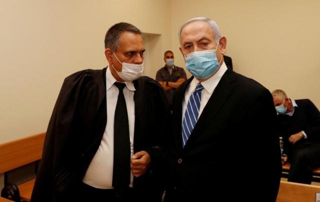 Gelen son dakika haberine göre İsrail Başbakanı Binyamin Netanyahu hakkındaki 3 ayrı dosya nedeniyle açılan yolsuzluk davası, bugün görülmeye başlandı.