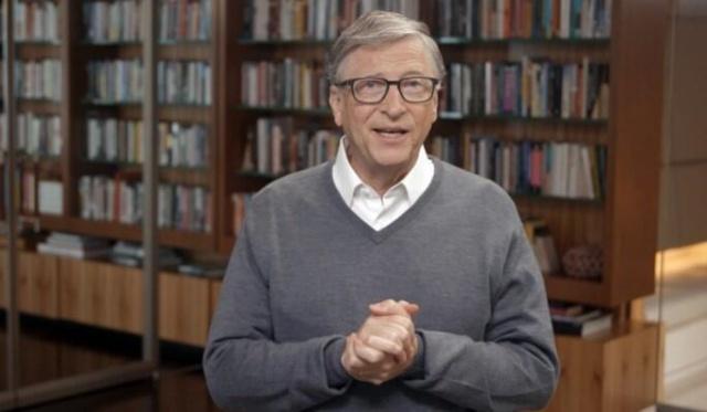 CNET ve Business Insider'da yer alan habere göre Gates, yaptığı açıklamada koronavirüs salgınının zengin ülkelerde daha erken biteceğini ve 2021'in sonuna kadar aşı ile birlikte sorunun çözülebileceğini açıkladı.  Ancak Gates'e göre dünyanın geri kalanı için ise koronavirüs ancak 2022 sonunda bitecek.