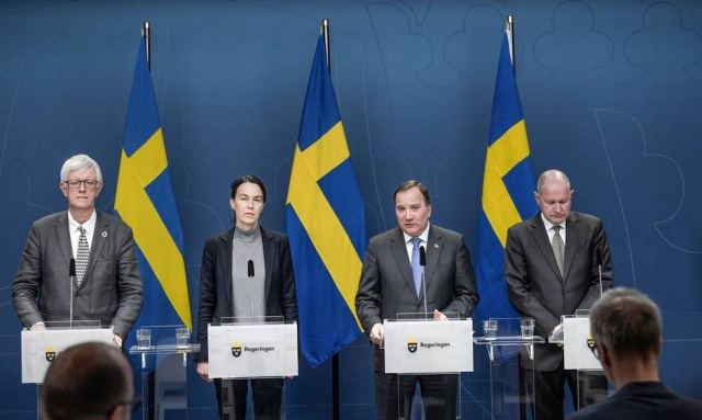 İsveç Halk Sağlığı Kurumu koronavirüs vakalarıyla ilgili yeni rakamları yayınladı.