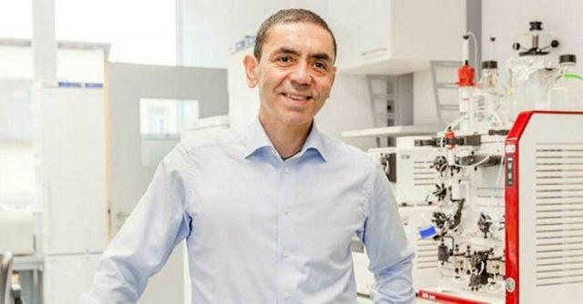Almanya ülkenin en varlıklı listesini açıkladı. Listede, koronavirüs aşısı geliştiren BioNTech CEO'su ve kurucu ortağı Prof. Dr. Uğur Şahin 93'üncü sırada yer aldı.