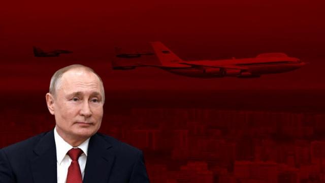 """Rusya'nın nükleer savaşta devlet başkanını koruyacak 'Kıyamet Günü' uçağının telsiz donanımı çalındı  Rusya'da bir nükleer savaş sırasında devlet başkanı ve diğer üst düzey yetkilileri korumak ve komuta kontrol merkezi olarak kullanılmak üzere tasarlanan bir """"Kıyamet Günü"""" uçağı bakım gördüğü tesiste soyuldu."""