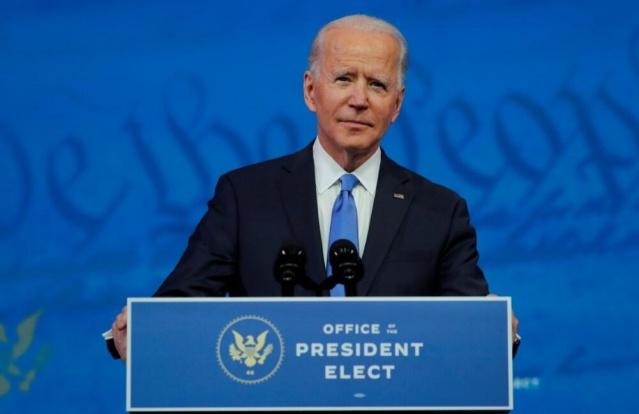 ABD'de 538 delegeden oluşan Seçiciler Kurulu, Joe Biden'ı ülkenin 46. başkanı olarak resmen onayladı.  Ülkedeki 50 eyalet ve Washington DC'de, 3 Kasım'da yapılan seçimlerin ardından toplanan Seçiciler Kurulu, verdiği oylarla Biden'ın başkanlığını tescil etti.