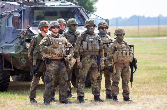 Almanya Savunma Bakanlığı hazırladığı raporda, Alman ordusunun yarının zorluklarına ve tehditlerine karşı yeterince hazır olmadığını yazdı.