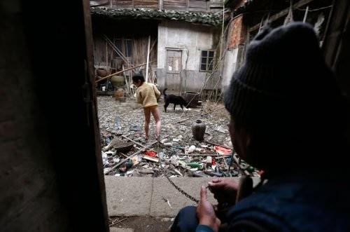 Çin'in Zhejiang eyaletinde yaşanan bir hikaye daha adeta yürekleri burkuyor.