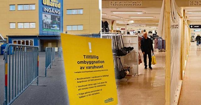 Halk Sağlığı Kurumu'nun önerisiyle hükümetin mağazalarla ilgili aldığı kısıtlama kararını delen İsveçli mağaza devi ilginç bir yönteme başvurdu.  Alışveriş merkezlerinde ve mağazalarda aynı anda en fazla 500 kişi olabilir kuralı sonrasında, Gekås'ın mağazasını ikiye bölmesine neden oldu.  Şirketin başvurduğu yöntemle ilgili açıklamada bulunan şirket CEO'su Patrik Levin, insanları korona kurallarına uydurmak zor ifadeleri kullandı.