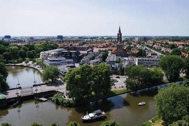 3. Friesland, Hollanda  Amsterdam'ı unutun, bu yıl, bu geçerli olan Friesland. Norrköping ile birlikte Leeuwarden'in rahat başkenti, Avrupa'nın başkenti 2018 olarak belirlendi.  Verimli bölge, UNESCO Dünya Mirası Listesi'nde yer alan kumlu Wadden Denizi ile gurur duyabilir.