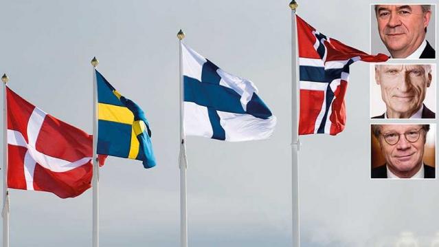 """İskandinav ülkeleri arasında koronavirüsle mücadele konusunda birbirinden ayrışmaları nedeniyle ülkeler arasında toplumsal ırkçılığın öne çıktığına dikkat çekildi.  Sınırların kapatılması ve ticari ilişkilerin önemli ölçüde askıya alınması nedeniyle, İsveç, Norveç, Danimarka ve Finlandiya arasında büyük gerilime neden oluyor. Üç eski bakan bu durumun önüne geçmek için harekete geçti. Üç bakanın ortak imzasıyla hükümetlere mektup gönderildi.  İsveçli eski bakan, Sven-Erik Bucht, Danimarkalı eski bakan Bertel Haarder ve Finlandiyalı eski bakan Kimmo Sasi koronavirüs salgını nedeniyle sınırların açılması ve komşuların aralarındaki ticaret hacmini düzenlemesi için aracılık ettiği belirtildi.  İskandinav eski bakanları: """"İnsanların güvenini geri kazanma zamanı"""" diyor."""