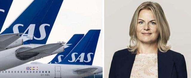 """İskandinavya Havayolları SAS'ın pandemi nedeniyle yüz binlerce yolcuların ödemelerini iade etmemesi üzerine, süreç Kronofogden'e kadar uzadı.  Koronavirüs salgını nedeniyle iptal olan uçuşlar yüzünden iade hakkı oluşan yüz binlerce yolcu hala SAS'tan paralarını alamadı.  Pandemi nedeniyle yaşanan ekonomik çıkmazlık ve bir türlü gerçekleşemeyen iadeler nedeniyle yüz binlerce yolcu SAS ile farklı noktaya geldi.  SAS basın müdürü Freja Annamatz """"Söz veriyorum, herkes parasını geri alacak"""" dedi."""
