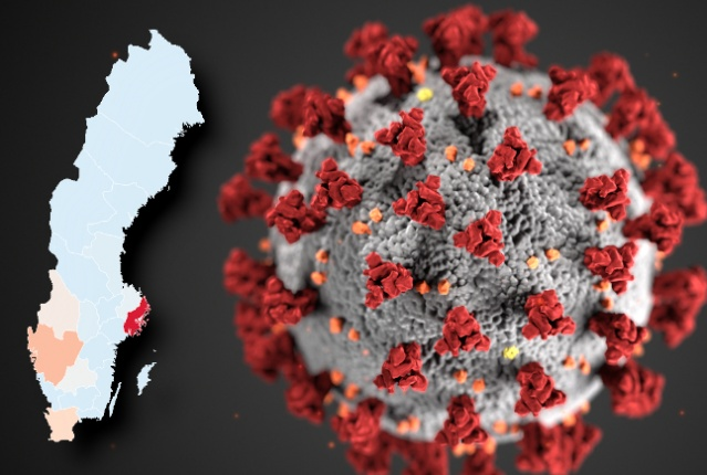İsveç'te gün içinde birçok noktadan koronavirüs vakaları ile ilgili bilgiler gelirken, İsveç basını virüse özel yayınlar yapmaya devam ediyor.  Gün boyunda farklı bölgelerden yeni vaka bilgileri gelirken, en çok virüs vakasının doğrulandığı bölge Stockholm oldu.