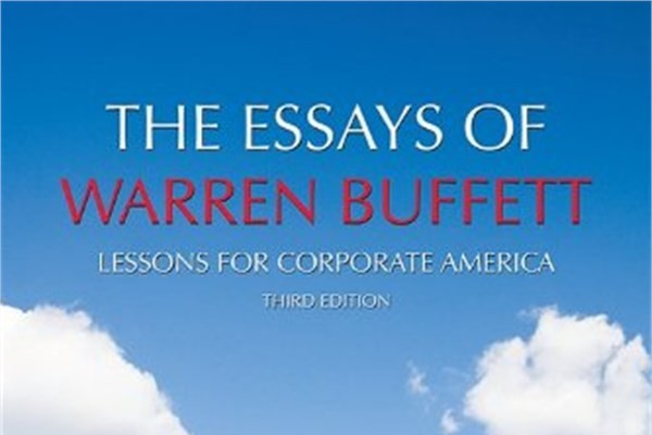 essays warren buffett cunningham The essays of warren buffett (2003) edited by lawrence cunningham year in, year out, warren buffett comes up as one of the two or three wealthiest people in the world.