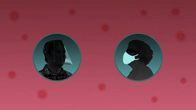 Koronavirüs salgınından korunmanın en etkili yolunun mevcut şartlarda; sosyal mesafe, hijyen ve yüz maskesi kullanmak olduğu belirtiliyor.  Peki klasik maske yerine yüz siperi (koruyucu kalkan) kullanabilir miyiz? Yüz siperi, maskenin yerini alır mı ?  Cevap, hayır.  Zira sağlık otoriteleri, enfekte (Covid-19'a yakalanan) bir kişinin virüs damlacıklarını başkalarına yaymasını engelleyip engellemediğine dair araştırmaların henüz yetersiz olduğu gerekçesiyle maske yerine şeffaf plastik siperlerin kullanımı önermiyor.  Bununla birlikte ilave koruma isteyenler maskeye ek olarak yüz siperi takabilir.  Johns Hopkins Hastanesi biyo-kontrol biriminden Christopher Sulmonte, yüz siperlerinin gözleri korumanın yanı sıra fiziksel bir bariyer olarak insanı yüzüne dokunmaktan caydırmak gibi bir faydasının olduğunu belirtiyor.