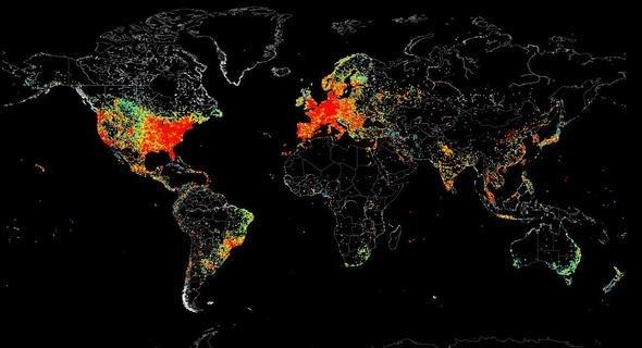 Dünyada kullanıcılarına en hızlı interneti sunan ülkeler hangileri? İskandinavya'nı en hızlısı İsveç Nordik'in en hızlısı Norveç. İşte bu ay sonu itibariyle en hızlı internet hızına sahip olan ülkeler...