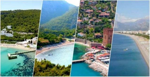 Antalya bu yıl tarihinin en yüksek turist sayısına ulaştı. Mayıs- ekim ayları arasındaki yaz sezonunda 12 milyon 821 bin yabancı turist sayısıyla dünyada ilk sırada yer alan Antalya, sadece 6 aylık sayılarla dünyanın en çok turist ağırlayan kentleriyle yarışıyor.