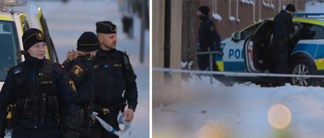 Tensta'da sabahın erken saatlerinde vurulan bir kişi kanlar içinde bulundu.  Polis, açık havada kanlar içinde bulunan kişinin bir süre sonra öldüğünü doğruladı.  Pazartesi sabahı erken saatlerde, Stockholm'ün batısındaki Tensta'da açık havada bir kişinin vurulmuş halde bulunmasıyla ilgili çok sayıda polis ekibi olay yerine intikal etti.