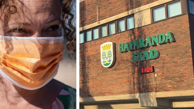 """Finlandiya Haparanda'daki yüksek enfeksiyon yayılması nedeniyle İsveç'ten girişlere sınırlar bir kez kapanıyor.  """"Bölgedeki iş dünyasının temsilcileri, bizim için zor olacak"""" diyor."""