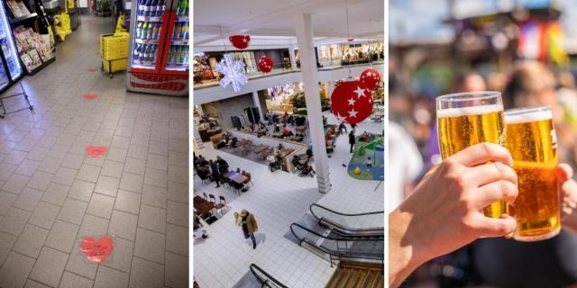 İsveç hükümetinin aldığı kararla birlikte bugün, yeni ve daha sert korona kısıtlamaları yürürlüğe girdi.  Restoranlarda sınırlı çalışma saatleri, alışveriş merkezlerinde düşük sayıda müşteri, mağazalarda ve spor salonlarında azaltılmış kalabalık, şu anda uygulanmakta olan önlemlerden sadece kaçı.
