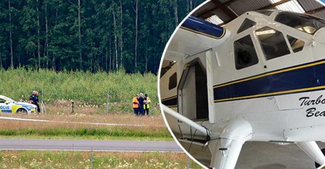 """Örebro kentinde Perşembe günü düşen ve dokuz kişinin yaşamını yetirdiği uçak kazasıyla ilgili soruşturma ve teknik bilgi toplama çalışmaları devam ediyor.  Paraşütçüleri taşıyan uçakta bulunan tüm paraşütçülerin bölgedeki paraşüt kulübü üyesi olduğu belirtiliyor.  Yolcuların cep telefonlarından ikisinin bulunduğu ve şimdi kazayla ilgili önemli detayların o cep telefonlarından elde edilebileceği öğrenildi.  Bergslagen Bölgesi polisinin basın sözcüsü Gabriel Henning, """"bilgisi olan herkesin iletişime geçmesini rica ederiz"""" dedi."""