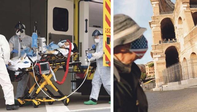 Avrupa'da covid-19 nedeniyle hayatını kaybedenlerin sayısı 400 bini geçti.  Geçtiğimiz hafta koronavirüs, Avrupa'da pandeminin başlangıcından bu yana en fazla can alan hafta oldu.