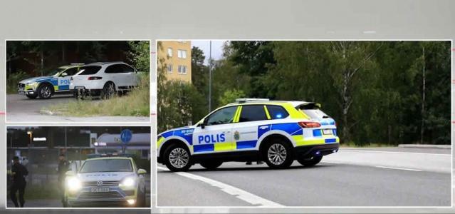 Son günlerde polisin sık görüldüğü semtte akıllara durgunluk veren bir silahlı soygun gerçekleşti.  Stockholm'ün kuzeyindeki Upplands Väsby'de çok sayıda silahlı fail bir şirkete girdi.  Personeli tehdit ettikleri ve ardından şirkete ait lüks arabaları alarak olay yerinden kayboldukları söyleniyor.  Stockholm polisi Eva Nilsson, yaptığı ilk açıklamada faillerin pahalı marka dokuz yeni araba olduğunu söyledi.