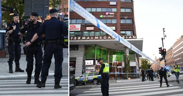 Västermalmsgallerian'daki bıçaklı saldırının ardından 4 kişi tutuklandı.  Stockholm'deki Västermalmsgallerian'da düzenlenen bıçaklı saldırıda üçü kardeş dört kişinin olaya karıştığı anlaşılması üzerine polis operasyon düzenledi.