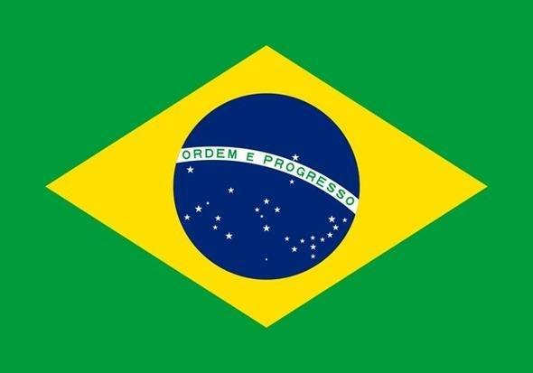Brezilya (Ortalama internet hızı 3.6 Mbps)