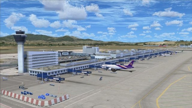 2. Athens International Airport, Athens (ATH)