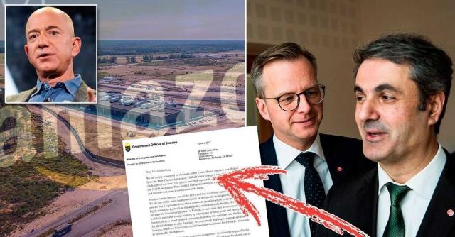 İsveç hükümeti BT devlerini İsveç'e çekmek için büyük bedeller öderken, şirketlerden beklenen istihdam bir türlü sağlanamıyor.  İsveç'te yeni tesisler kuran ve İsveç üzerinden Avrupa pazarına daha etkin dağıtım yapması için İsveç hükümetinin e-ticaret devi Amazon'a sağladığı ekonomik destek dudak uçuklatan türden. 2017 yılında hükümette görev alan üç bakanının imzasını taşıyan mektupta şirketin İsveç'e gelmesi için devletin gereken her türlü desteği vereceği yazıyor.