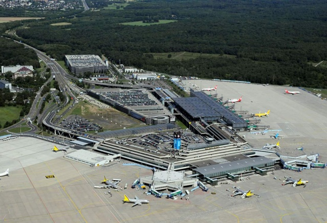 4. Cologne Bonn Airport, Cologne, Germany (CGN)