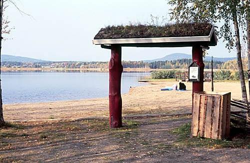 Gävleborg: Ångersjön