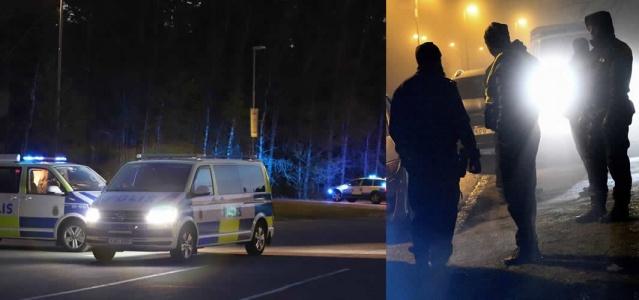 Başkent Stockholm'ün iki semtinde gece hareketli saatler yaşandı.  İlk olarak, Haninge'de bir arabanın yerleştirilen el yapımı bomba sonucunda patlatıldığı bildirildi.  Yaklaşık bir saat içinde bu sefer, Alby'deki bir evde bomba olabileceği düşünülen bir nesne yüzünden, tahliye edilen bir evde yapılan teknik inceleme sonucunda nesnenin paylayıcı olduğu anlaşıldı.