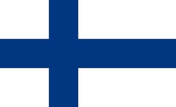 Finlandiya (Ortalama internet hızı 17.6 Mbps)