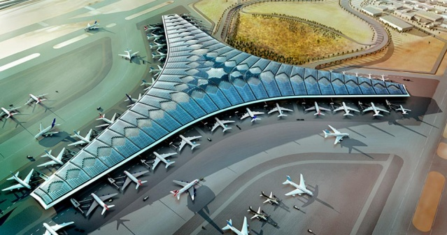 1. Kuwait International Airport, Farwaniya, Kuwait (KWI) (Sıra 141)