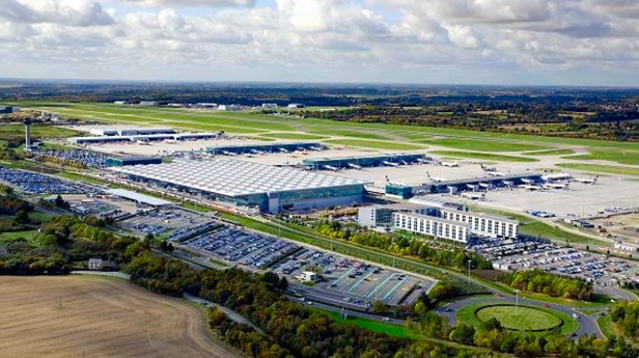 2. London Stansted Airport, London (STN) (Sıra140)