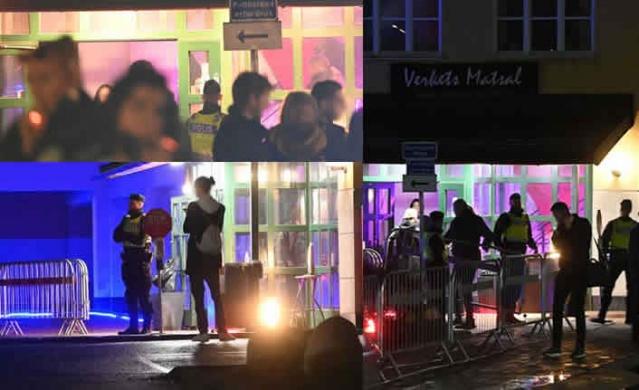 Halk Sağlığı Kurumu başta olmak üzere, hükümet ve yerel yönetimlerdeki tüm çağrılara rağmen İsveç'te yüzlerce kişi yasak olduğu halde parti yapmak için toplandı.  Ülke çapında artan enfeksiyona rağmen kaçak partiler düzenlenmeye devam ediyor.  Dün gece polis, yüzlerce kişinin parti yapmak için toplandığı Västberga'daki endüstriyel bir binaya baskın düzenledi.