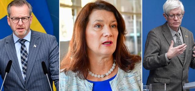 İngiltere'de tespit edilen yeni virüs türü ile ilgili İsveç hükümeti aldığı yeni kararları açıkladı.  Bilgilendirme toplantısına katılan, İçişleri Bakanı Mikael Damberg, Dışişleri Bakanı Ann Linde ve İsveç Halk Sağlığı Kurumu Genel Müdürü Johan Carlson alınan kararları açıkladı.