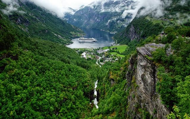 10. Norveç + %3