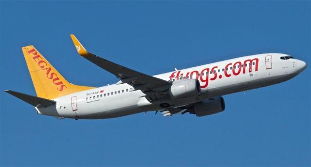 Pegasus Havayolları, yurt dışından Türkiye'ye gelecek yolcular için uçuştan 72 saat önce yapılmış ve negatif sonuçlu PCR testinin zorunlu olacağı hatırlatmasında bulundu.