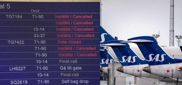 İskandinavya havayolu şirketi SAS şuana kadar belli modellerle 700 bin yolcuya geri ödeme yaptı. Hala yığınlarca bekleyen var.