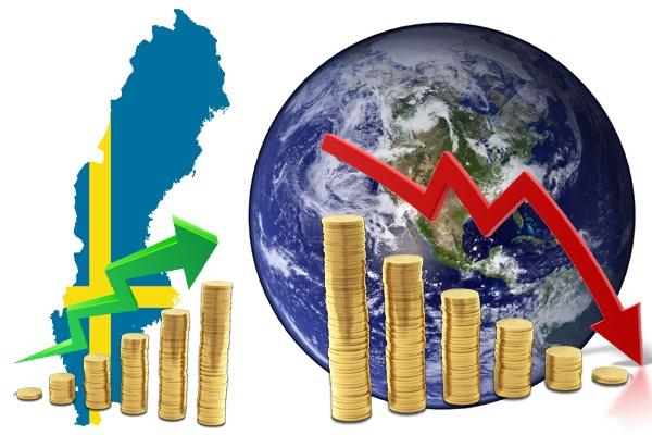 İsveç turizm sektörü her gün 261 milyon zarar ediyor. Turizm şirketleri, oteller, restoranların büyük bölümü iflas edebilir.