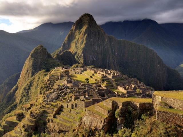 28. Machu Picchu