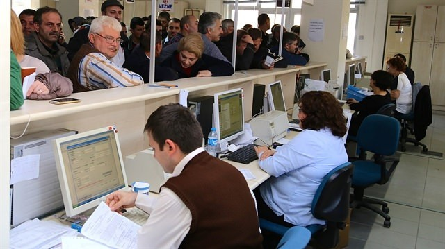 15 Temmuz darbe girişimi sonrası terör örgütü FETÖ mensubu kamu çalışanlarının temizlenmesi için operasyon başlatıldı.