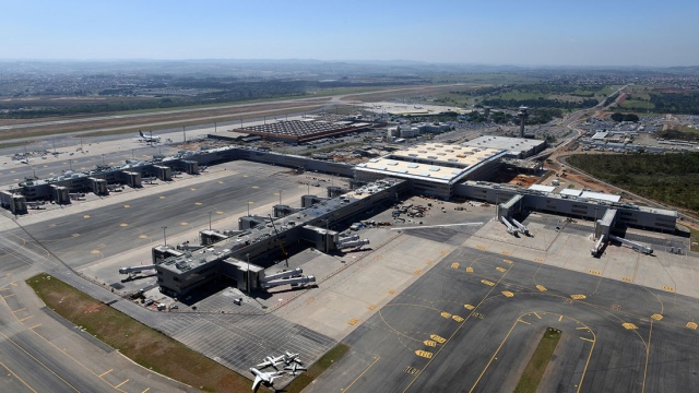 7. Viracopos International Airport, Campinas, Brazil (VCP)